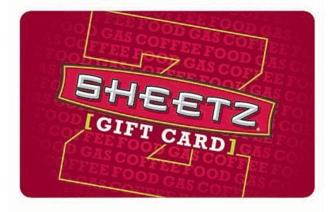 Sheetz Gift Card