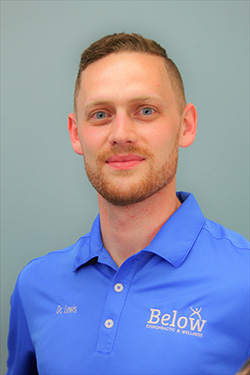 Cullman Chiropractor Dr. Nathan Lewis
