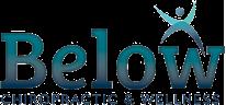 Below Chiropractic & Wellness logo - Home