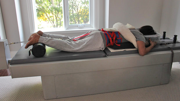 Moore Chiropractic Group Decompression Therapy