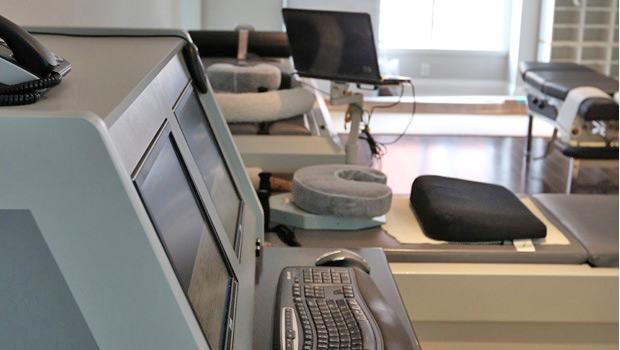Moore Chiropractic Group Patient Table