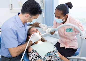 We offer a range of services to improve your smile!