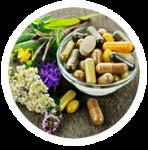 Photo of supplement pills