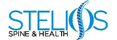 Stelios Spine and Health logo - Home