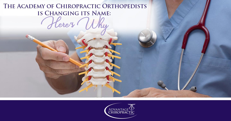 Academy of Chiropractic Orthopedists