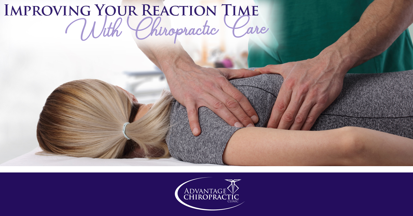 improving your reaction time with chiropractic care
