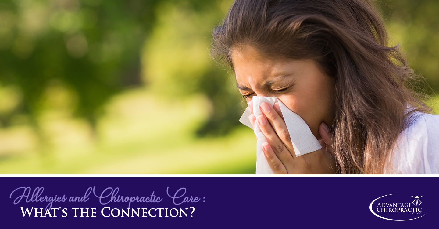 allergies and chiropractic care