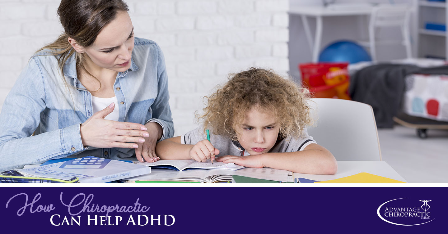 chiropractic can help ADHD
