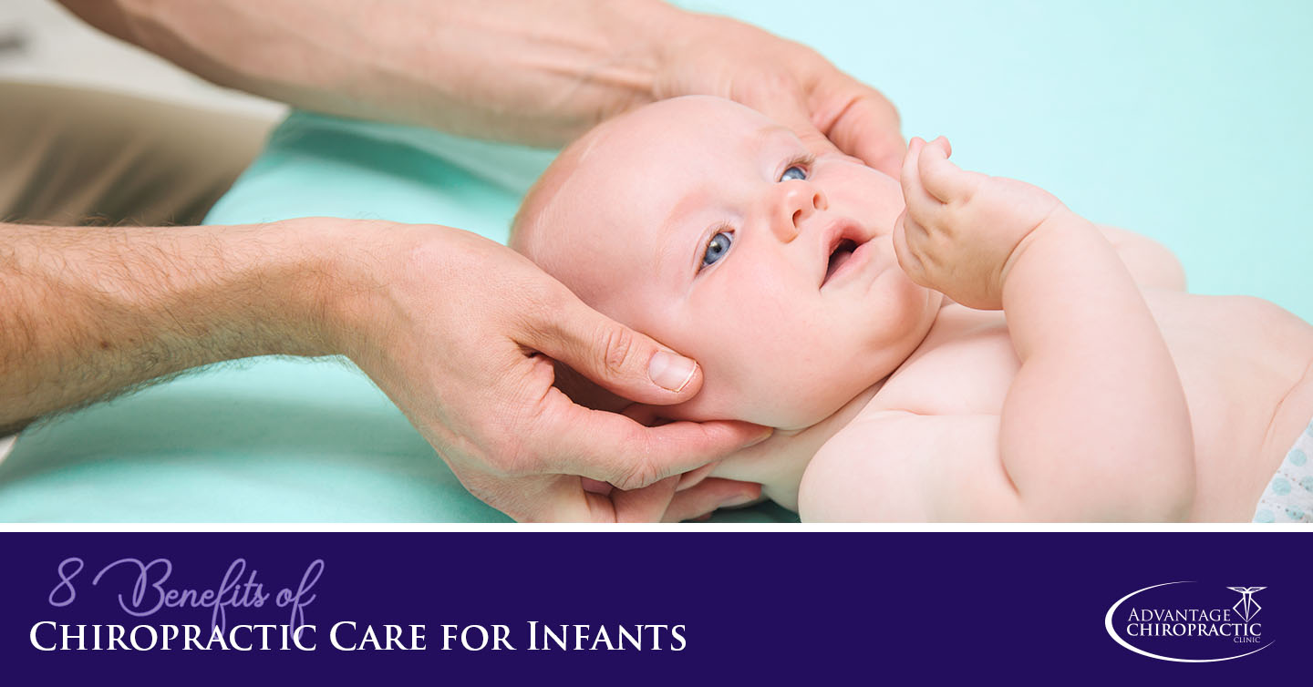 benefits of chiropractic care for infants
