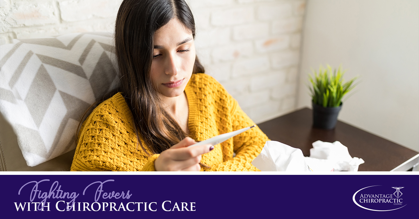 fighting fevers with chiropractic care