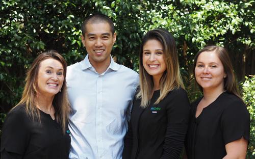 MV Ortho dental team