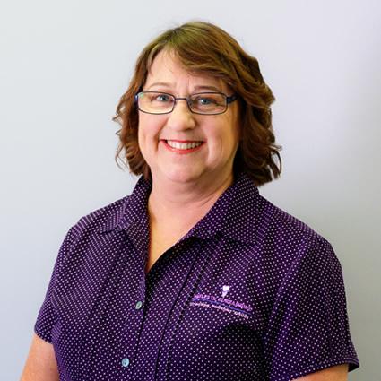 Jo Parsons, Front Office Coordinator
