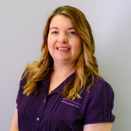 Jodie Mitchell, Treatment Coordinator