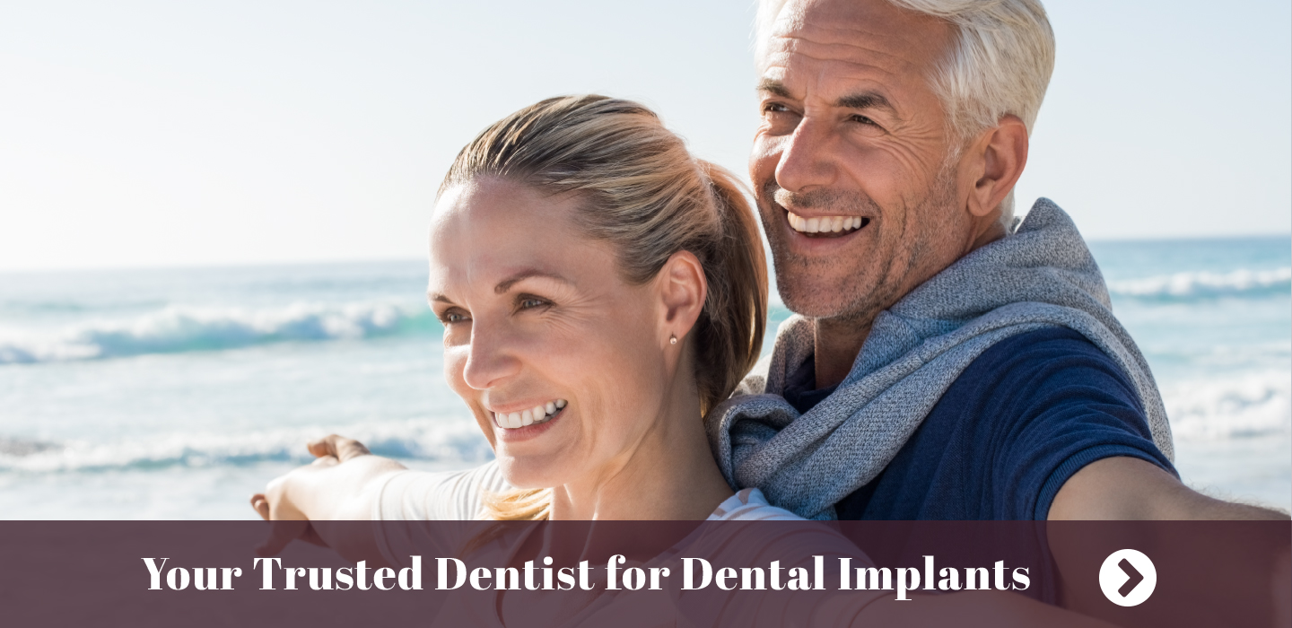 Your Trusted Dentist for Dental Implants