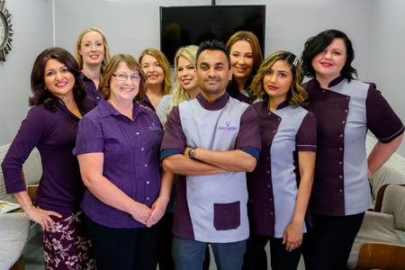 The team at Smiles in Currambine
