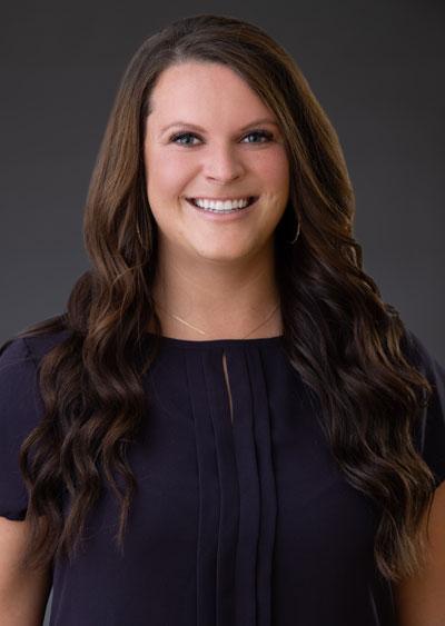 Kendall Benson, Office Manager - Huntsville