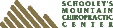Schooley's Mountain Chiropractic Center logo - Home