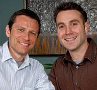 Dr. Nicholas Gresock and Dr. Daren Morgante