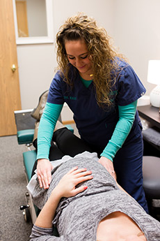Edwardsville Chiropractor, Dr. Kari