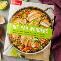 One-Pan Wonders book