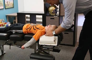 Chiropractic techniques at Experience Wellness Chiropractic in Plymouth