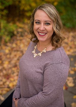 Portrait of Dr. Brenna Highby