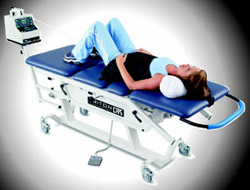 Spinal Decompression has a high success rate for decreasing or even eliminating pain associated with herniated or bulging discs.