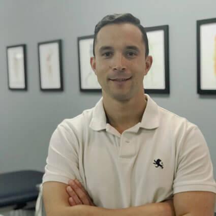 Physical Therapist South Brunswick, Chris Jaquet