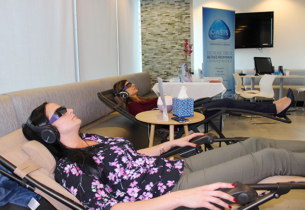 Oasis Brain Spa Relaxation