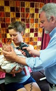 Dr. Starkman, Adjusting Child