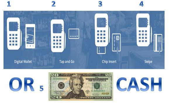 ways to pay