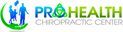 ProHealth Chiropractic Center logo - Home