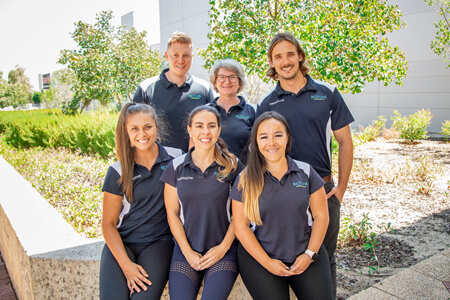 The team at Biotune Chiropractic
