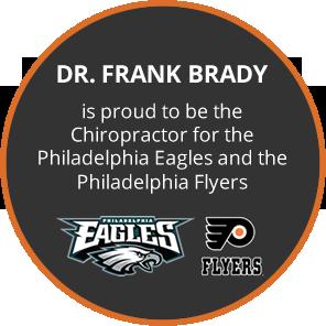 Philadelphia Eagles and Philadelphia Flyers Chiropractor
