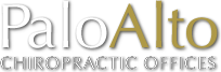 Palo Alto Chiropractic Offices logo - Home