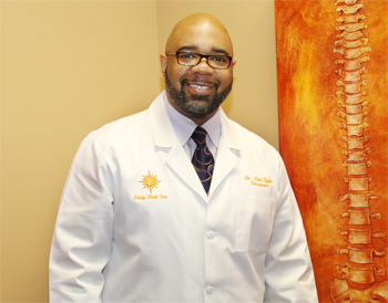 Atlanta Chiropractor Dr. Cleve Taylor