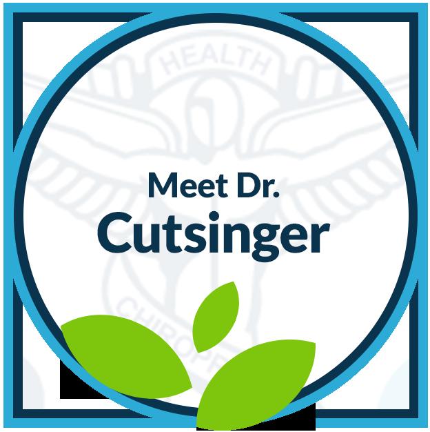 Meet Dr. Cutsinger