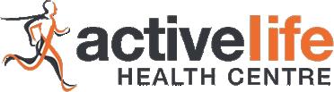 Active Life Health Centre logo - Home