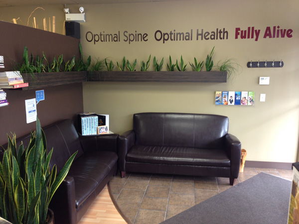 Photo of waiting room