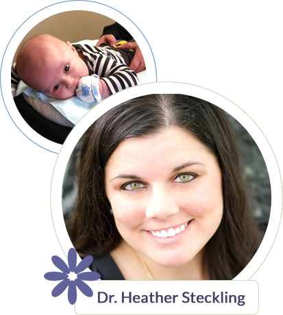 Photo of Dr. Heather Steckling