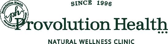 Provolution Health logo - Home