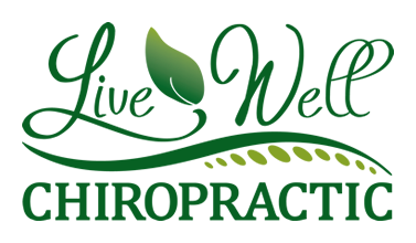 Live Well Chiropractic logo - Home