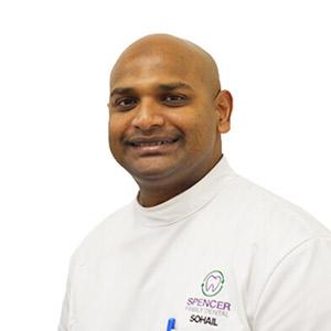 Meet Dr. Sohail