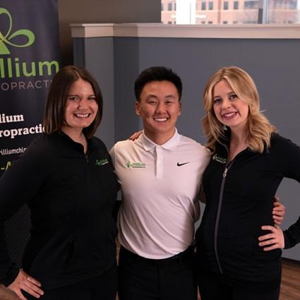 Trillium Chiropractic team