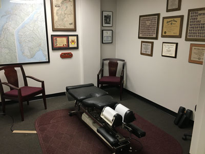 Photo of our Therapy room