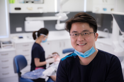 Zillmere Dentist, Dr Ray Hong