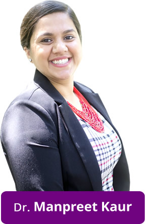 Dr. Manpreet Kaur - Doctor of Chiropractic at Kaur Chiropractic & Family Wellness Centre