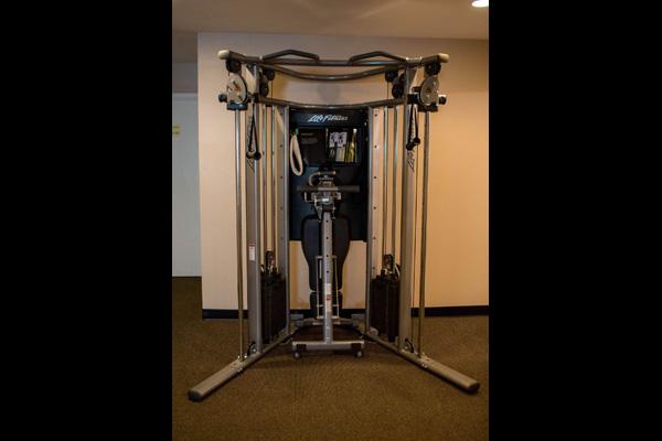 {PRACTICE NAME} Exercise Equipment