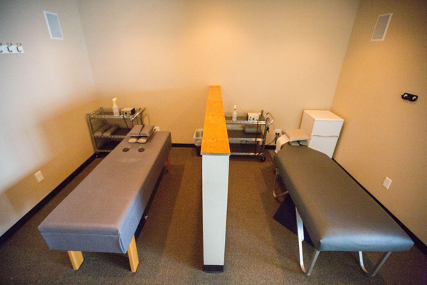 Adjunctive therapy bays