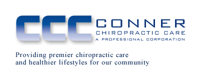 Conner Chiropractic Care logo - Home